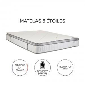 Matelas SIMMONS SUITE 5 ETOILES