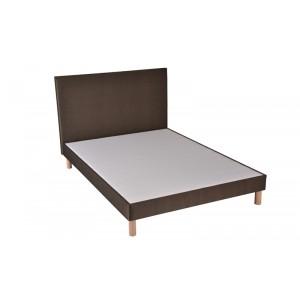 sommier capuccino hauteur 15cm coutil caf avec pieds boutique hotelys. Black Bedroom Furniture Sets. Home Design Ideas